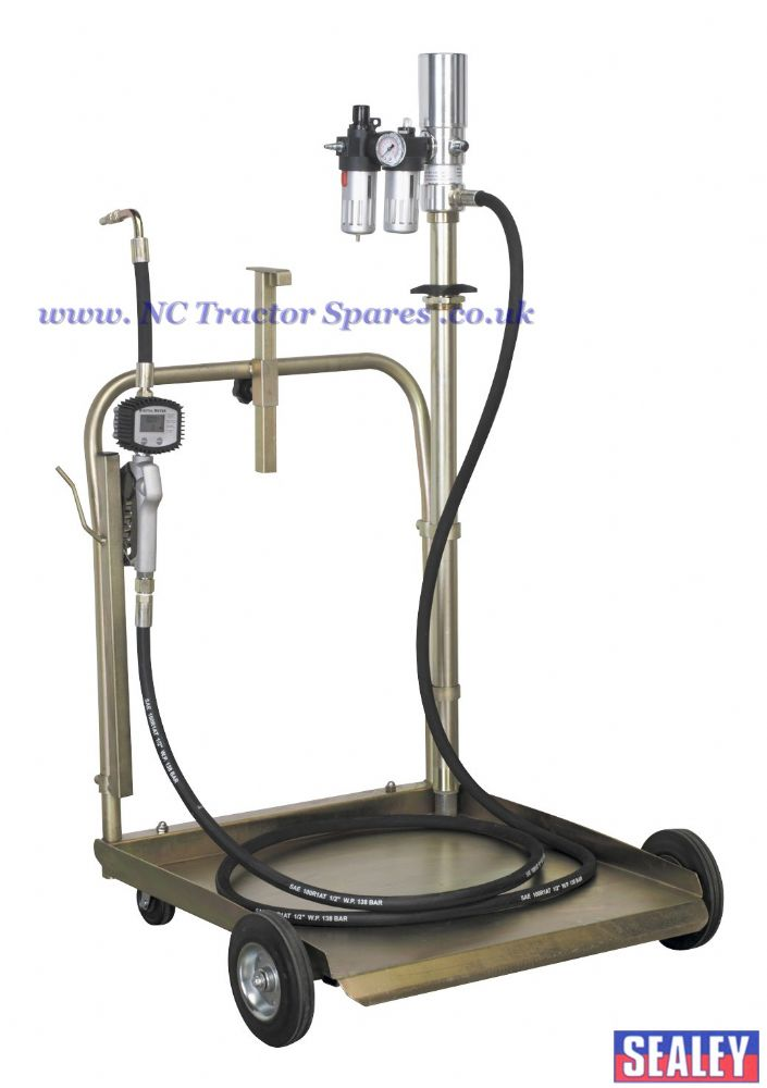 Oil Dispensing System Air Operated